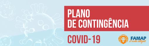 CONHEÇA O PLANO DE CONTINGÊNCIA DA FACULDADE MÁSTER DO PARÁ - FAMAP DE COMBATE A TRANSMISSÃO DO CORONAVÍRUS - COVID-19.